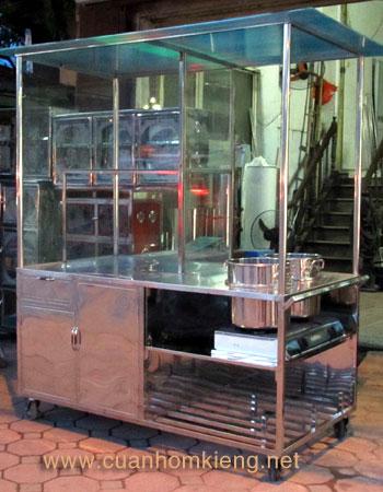 tu nhom kinh12 - Lắp đặt tủ nhôm kính giá rẻ tại Tp HCM