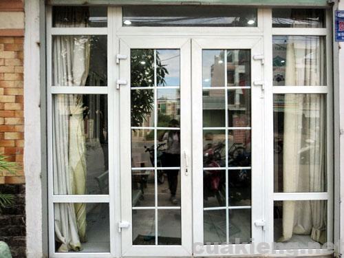 cua kieng q123 - Cửa hàng cắt nhôm kính tại quận 1, 2 và 3 tại Tp HCM