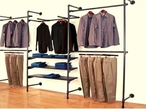 gia ke shop 03 - Giá kệ shop quần áo đẹp tại Tphcm