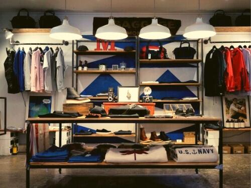 gia ke shop 04 - Giá kệ shop quần áo đẹp tại Tphcm