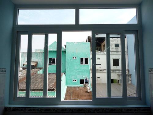 cua so truot - Một số mẫu cửa kính, cửa kiếng đẹp cho cửa sổ nhà bạn