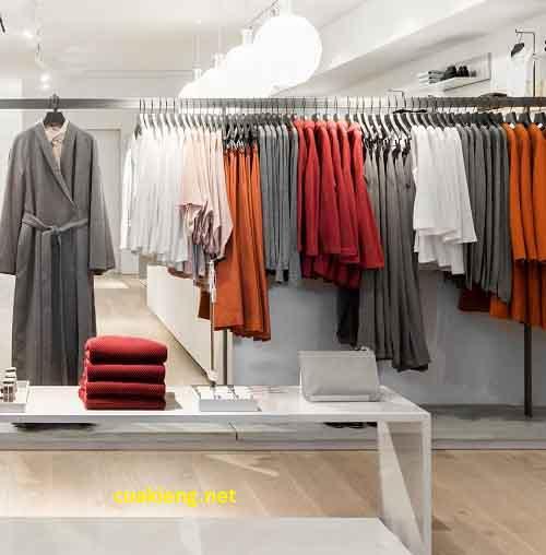 Các mẫu kệ treo quần áo shop - Các mẫu kệ treo quần áo shop đáng đồng tiền bát gạo nhất