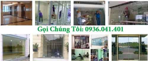 sửa cửa kính - Sửa chữa cửa nhôm kiếng giá rẻ tại Tphcm