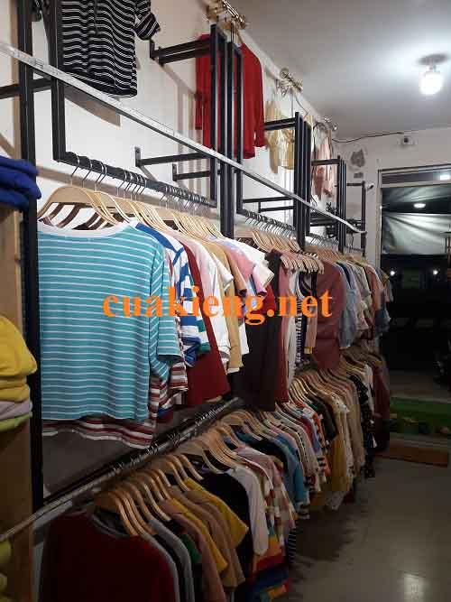 gia ke sat - Giá kệ sắt treo quần áo shop thời trang uy tín 2021