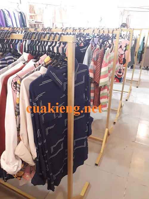 mau gia ke shop quan ao - Giá kệ sắt treo quần áo shop thời trang uy tín 2021