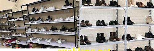 gia ke shop giay dep - Giá kệ shop mẹ và bé, giày dép, mỹ phẩm, túi xách, GIAO HÀNG MIỄN PHÍ