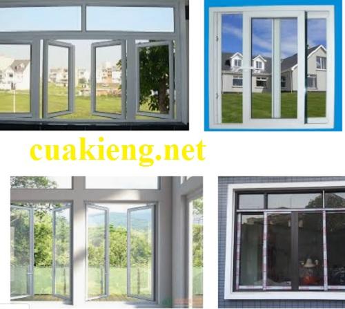 cửa sổ nhôm kính giá rẻ - Nơi bán cửa sổ kiếng giá rẻ nhất ở đâu TPHCM