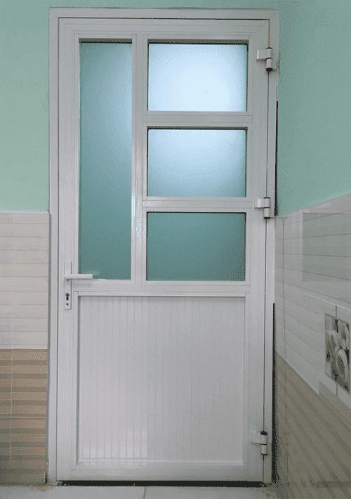 mau cua nhom 1 canh dep - 50+ Mẫu cửa nhôm kính Xingfa 1 cánh, 2 cánh, 4 cánh đẹp 2021