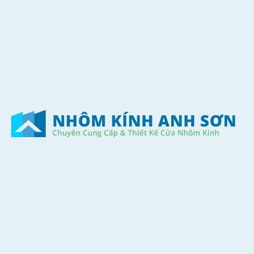 logo nhom kinh anh son - Giới thiệu cơ sở nhôm kính Anh Sơn